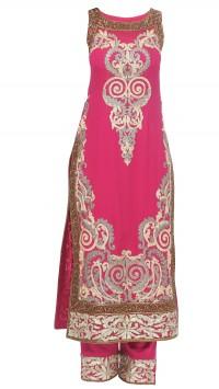 0d2b88e1a469 Designer Clothing by Mayyur Girotra. Hot Pink ...